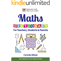 Maths Dictionary: For Teachers, Students & Parents