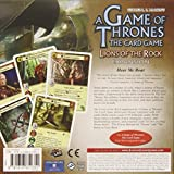 A Game of Thrones: The Card Game - Lions of the