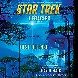 Best Defense: Star Trek: Legacies, Book 2