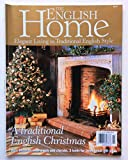 img - for The English Home, December 2001, No. 11 book / textbook / text book