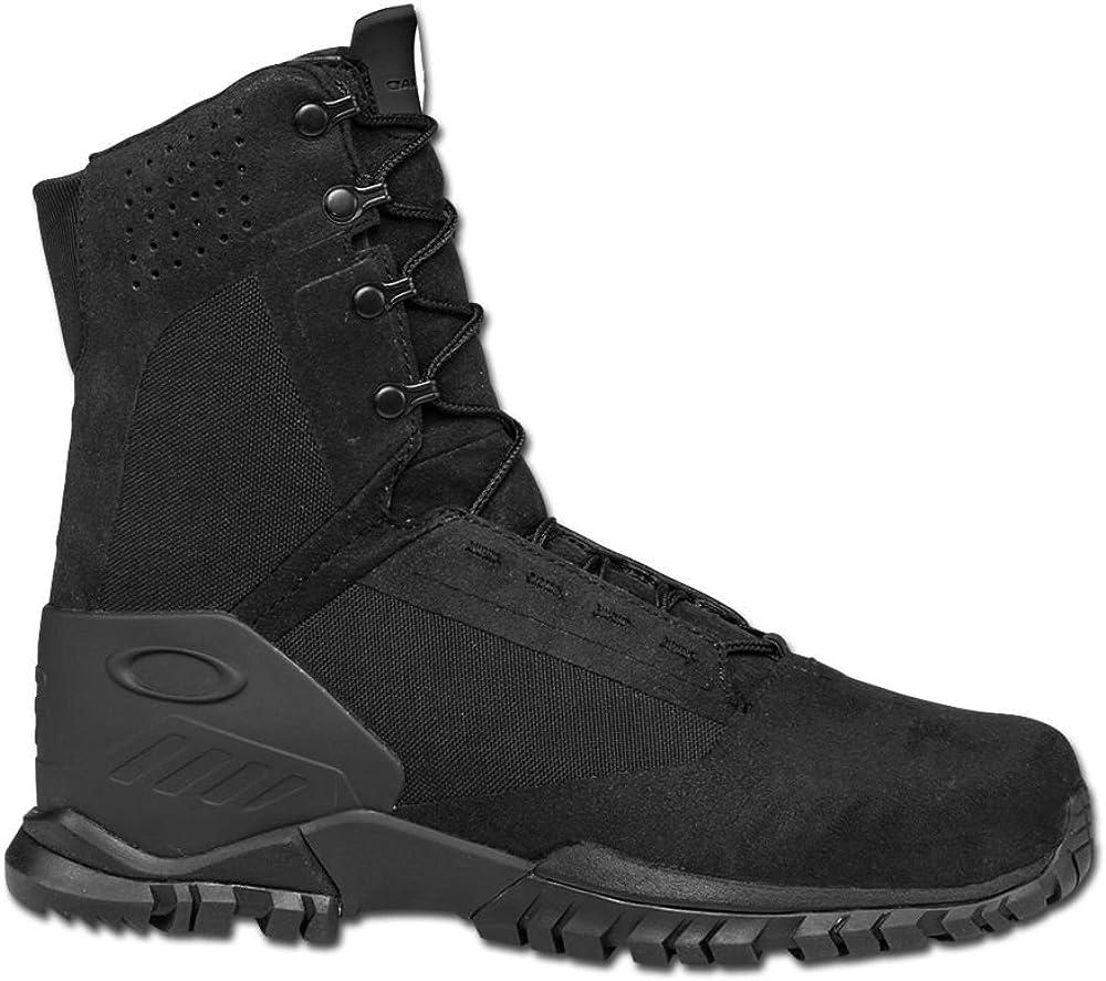 Oakley Bottes SI 8 Noires: : Chaussures et Sacs