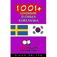 1001+ Övningar Svenska-koreanska