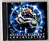 Mortal Kombat Annihilation by Various Artists (2008-01-13)
