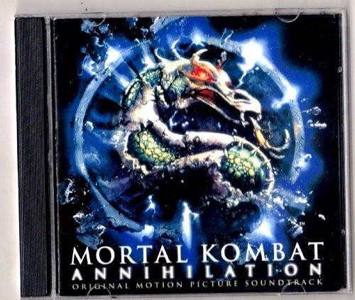Mortal Kombat Annihilation by Various Artists (2008-01-13)