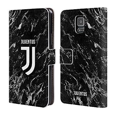 Head Case Designs Ufficiale Juventus Football Club 2017/18 Marmoreo Cover a Portafoglio in Pelle per Samsung Telefoni 1