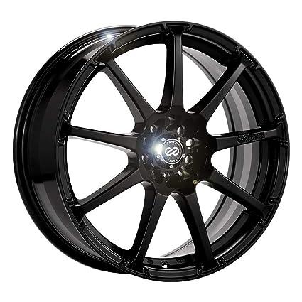 Amazon Com Enkei 17x7 Edr9 Matte Black Wheelsrims 5x100114 3