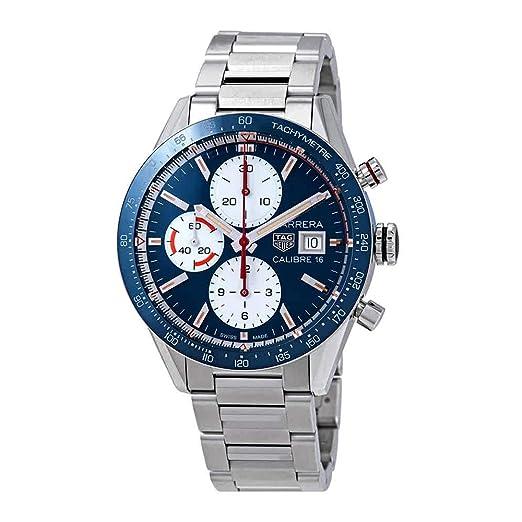 TAG HEUER - Reloj Carrera - CV201AR.BA0715
