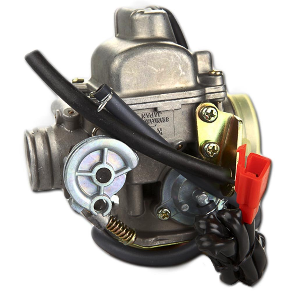 NEW Carburetor YERF DOG DOGG GY6 150 150cc Scooter Moped Go Kart Carb Glenparts