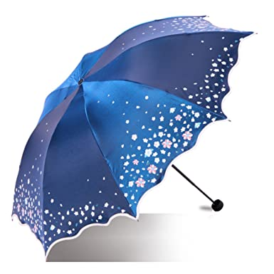Genuine Strong UV Protection Sun Umbrella Heaven Umbrella Umbrella Cover Black Plastic Umbrella 33230E PEAR Spring