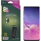 Pelicula Safety MAX para Samsung Galaxy S10, HPrime, Película Protetora de Tela para Celular, Transparente