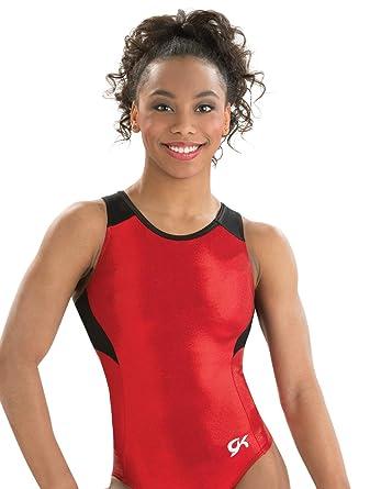 37e909008fd8 Gymnastics Leotards for Girls & Women | GK Mesh Racerback One Piece Athletic,  Dance &