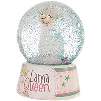 NICI–LA18Bola de paillettre Dalia–la Lama–6,5cm, ni42262