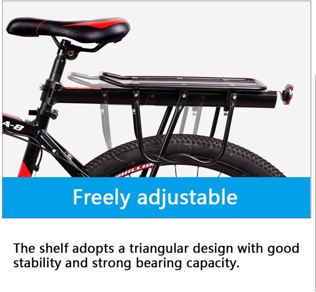 Yavso Portaequipajes Bicicleta Trasero - Aleación de Aluminio ...