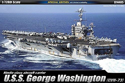 Academy 1:720 - USS George Washington (CVN-73) - B14405