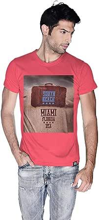 Creo Bag On Beach T-Shirt For Men - Xl