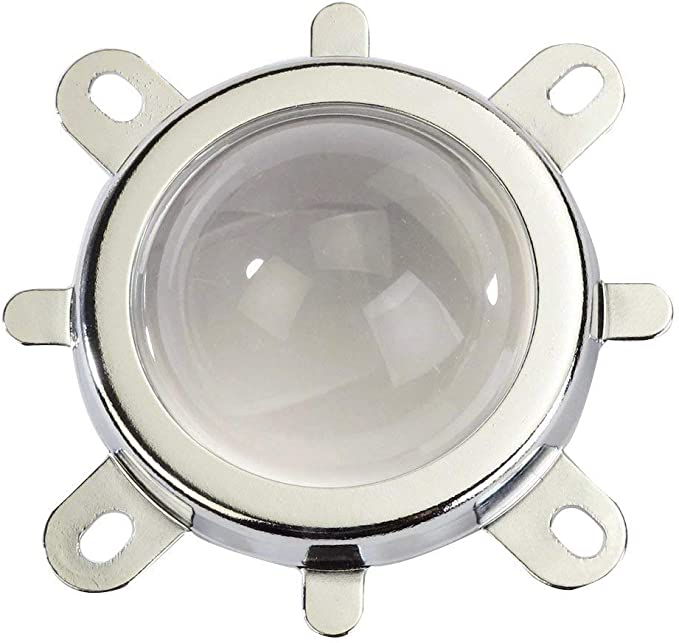 1 Set LED 44mm Linse Feste Halterung für 20W-100W   G4 Reflektor Kollimator
