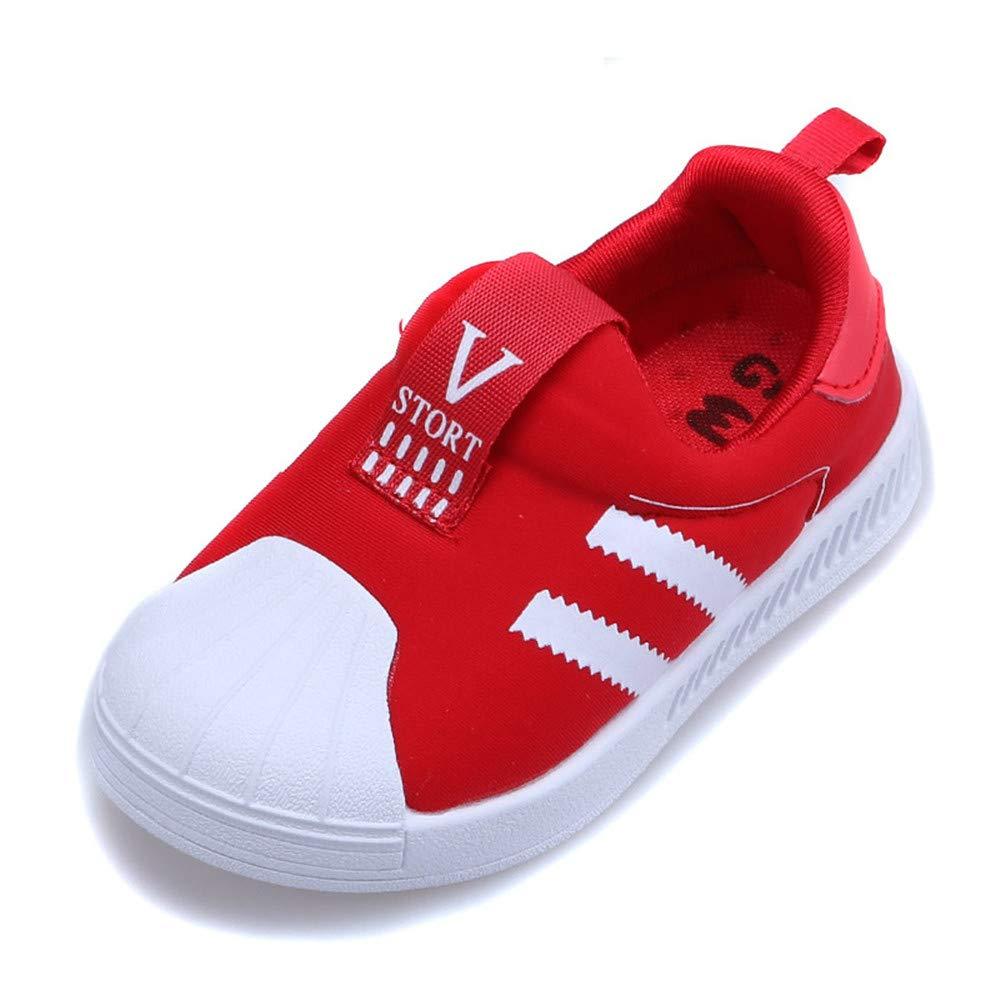 059add8f39dc5 Amazon.com | dffg455u Kids Toddler Canvas Sneaker Boys Girls Casual ...