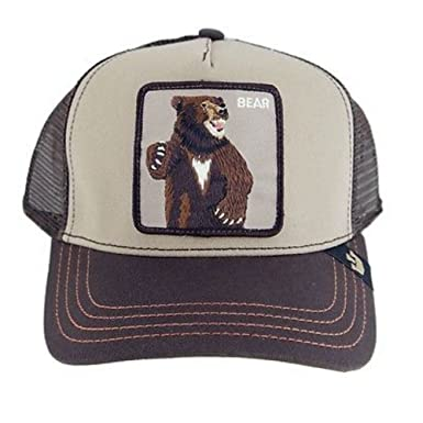 Image Unavailable. Image not available for. Color  Animal Farm Bear Hat da67fb181d56