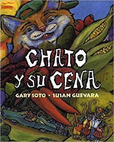 Book Chato y Su Cena (Spanish Edition) by Gary Soto (1997-05-03)