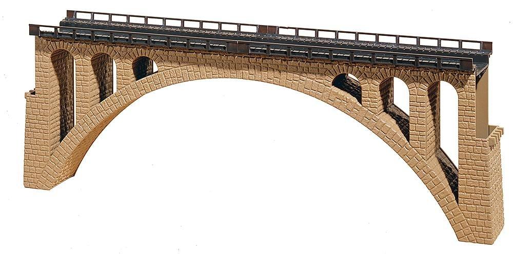 Faller 120533 Bridge Stone Arch HO Scale Building Kit