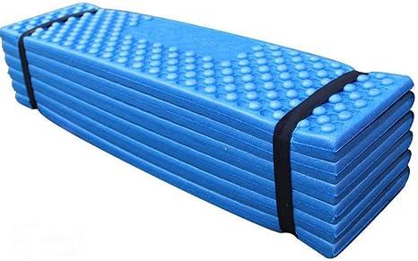 Ultralight Foam Campings Mat Folding Beach Sleeping Pad`Waterproof^Mattress 9UK