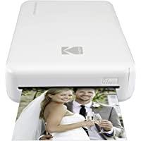 Kodak Mini 2 HD Wireless Portable Mobile Instant Photo Printer, Print Social Media Photos, Premium Quality Full Color…