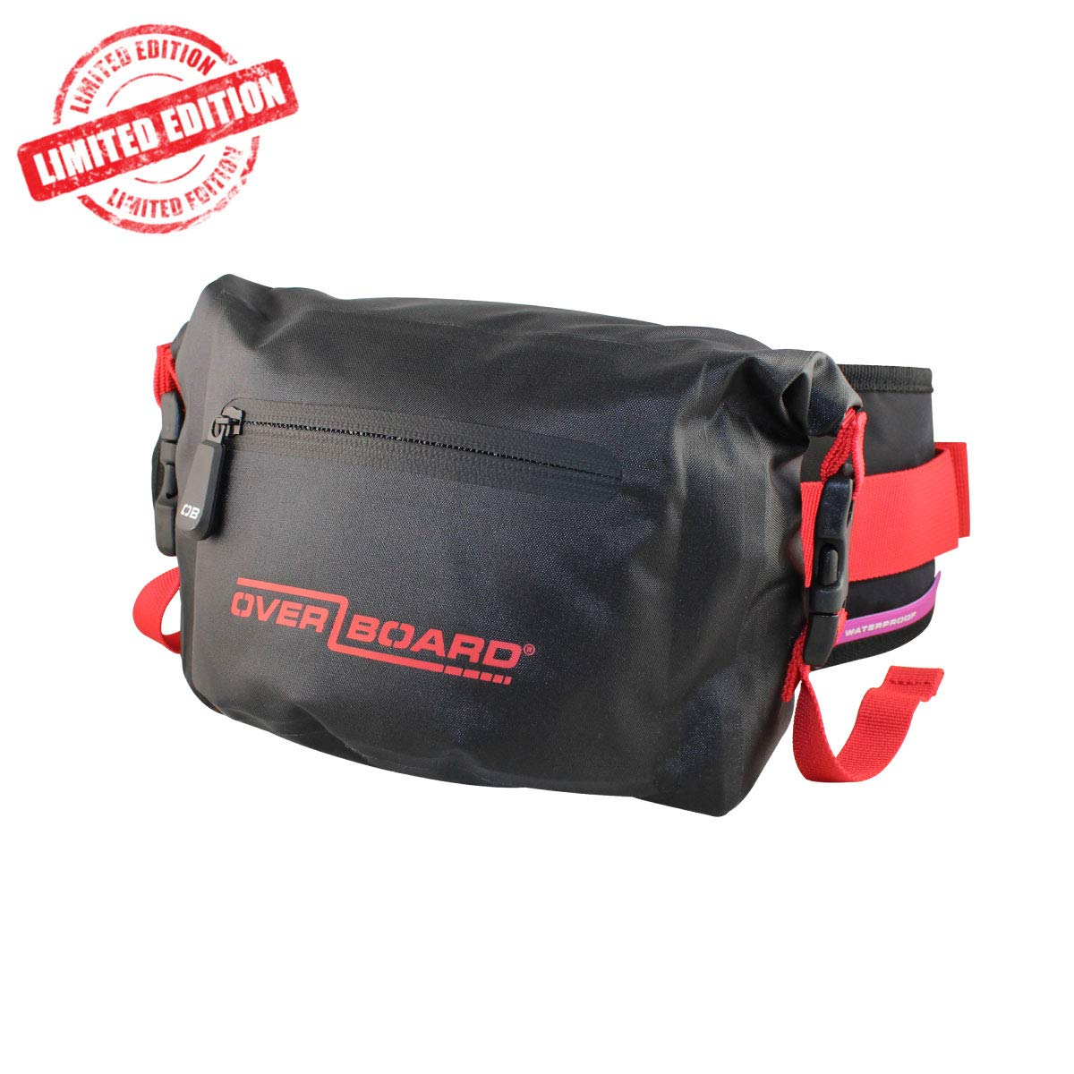 Overboard Pro-Light 100% Waterproof Waist Pack Bag