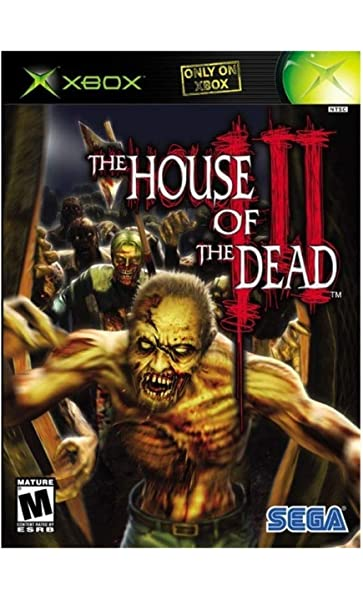 House Of The Dead Iii Amazon Sg Video Games