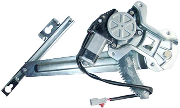 Amazon Com Oe Replacement Power Window Motor And Regulator Assembly Honda Crv 1997 2001 Automotive