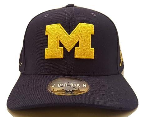 7efb69923 Amazon.com : Mens University of Michigan Wolverines Jordan Brand ...
