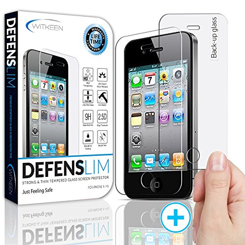 iphone 4s protective screen glass - 8