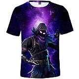 NANDY PERSONAL CARE Boy And Girl T-Shirt, 3D Game Print T-Shirt Sweatshirt