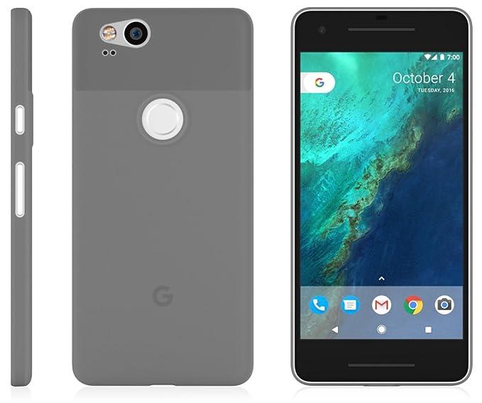 quality design 17daa b6400 Google Pixel 2 MNML Thin Case (Clear Black)