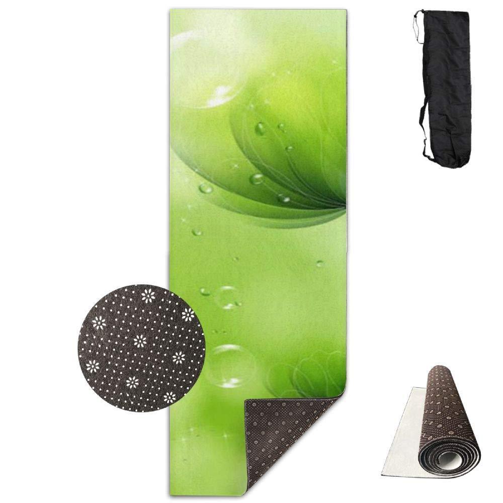 FGRYGF Yoga Mat Creative Zoo Designed Printed Hot Yoga Mat ...