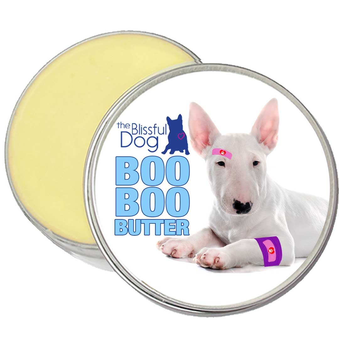 4-Ounce The Blissful Dog Bull Terrier Boo Boo Butter, 4-Ounce