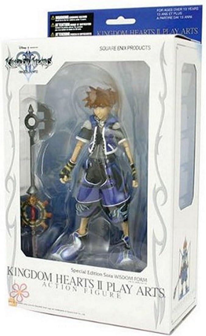 Kingdom Hearts 2 Popular Cheap mail order sales brand in the world Wisdom Sora Ver. Form Blue