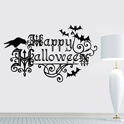 Amazon.com: Life Quotes Wall Stickers Bats for Happy ...