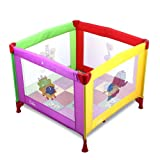 Bable Baby Playpen Portable Pack N Play Yard /Sleeping Mat /Travel Cot with 1 Carrying Bag