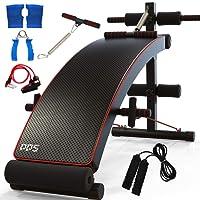 Bauchtrainer Lxn Fitness Leichter Haushalt Multi-Workout Bauch/Hyper Rückenverlängerung Bank