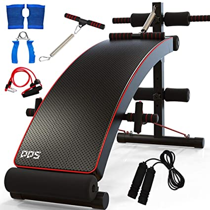 Amazon com : Sit-up board Lxn Fitness Light Weight Household