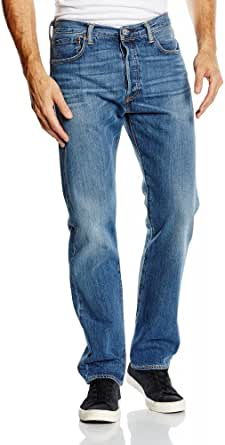 Levi 's Hombre Jeans 501Original Fit