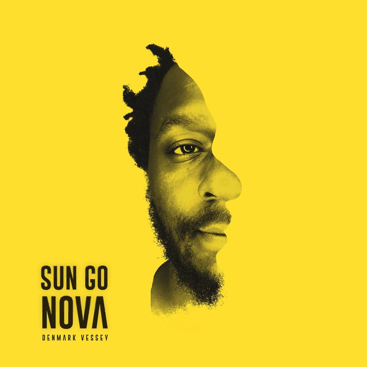 Vinilo : Denmark Vessey - Sun Go Nova (LP Vinyl)
