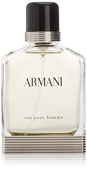 7f292c86f755 Amazon.com   Giorgio Armani New Eau de Toilette Spray for Men, 1.7 Ounce    Men Perfume   Beauty
