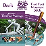 The Art of Thai Foot Massage (double dvd and book set including free Thai Foot Massage stick)