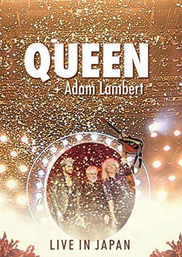 Blu-ray : Adam Lambert - Queen + Adam Lambert Live In Japan Summer Sonic 2014 (Japan - Import)