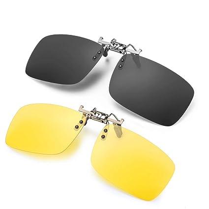 Cowalkers Graduados Sol Gafas Con Clip gafas Para Anteojos De VqSUzpM