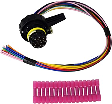 amazon.com: external harness repair kit pigtail wiring plug in  connector-oe#350-0168,for chevrolet, ford, gm, holden: automotive  amazon.com