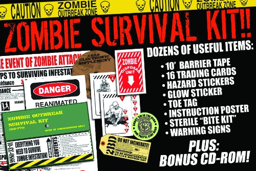 Spherewerx Zombie Survival Kit