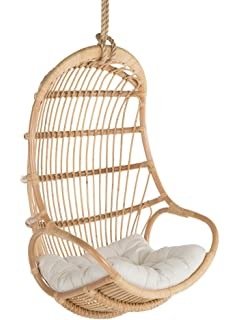 Etonnant Kouboo Hanging Swing Chair, Large, Natural