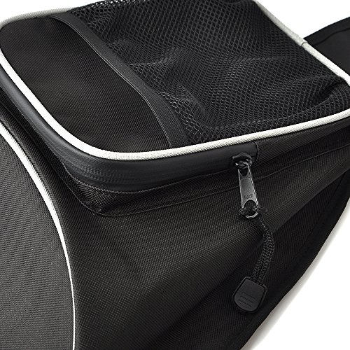 UTV Cab Pack Storage Bag & Soft Roof for Polaris RZR 900 XP 1000 Turbo 900 S Trail by kemimoto (Image #1)